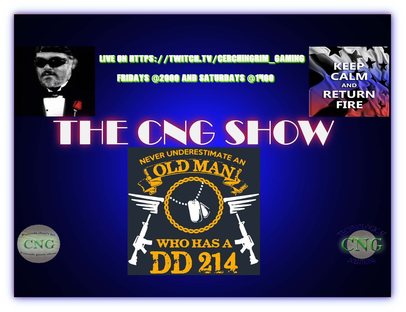 The CNG Show